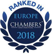 Chambers Europe 2018